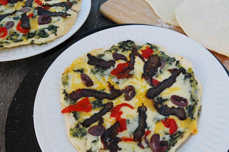 nuveg homemade pizza