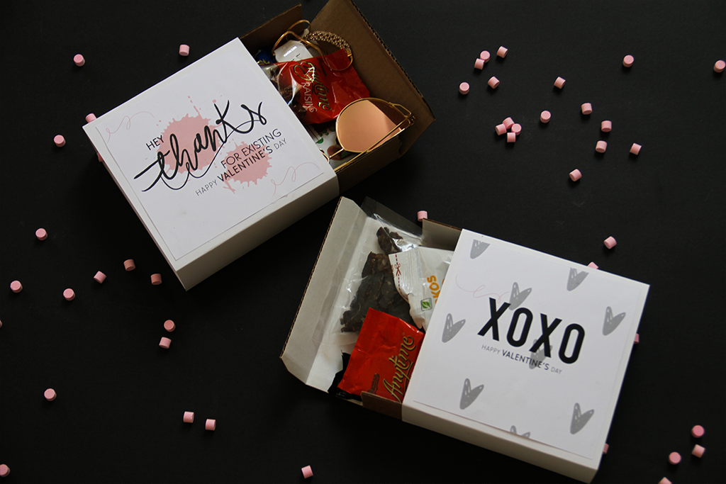 Diy Valentines Gift Box For Him Gift Ideas